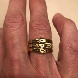 Michael Kors ring set